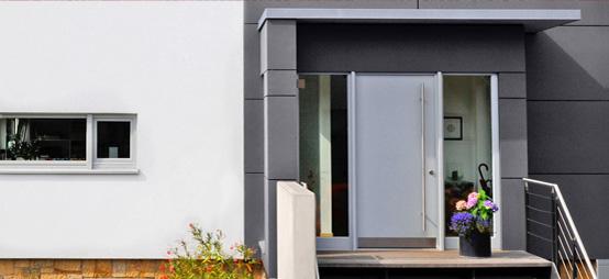 haustueren. Black Bedroom Furniture Sets. Home Design Ideas
